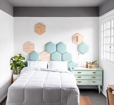 decorating a new home Home Room Design, Home Design Decor, Bed Design, Interior Design, Home Decor, Home Bedroom, Modern Bedroom, Bedroom Wall, Bedroom Decor