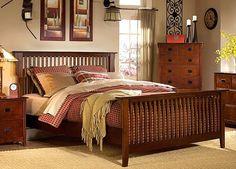 Mission Style Homes | Mission Style Bedroom Furniture On Tuscan    Serbagunamarine.com | Find