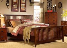 mission style homes | Mission Style Bedroom Furniture On Tuscan - Serbagunamarine.com | Find ...