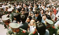 Tiananmen Square in June 1989