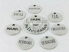 Piezas para combinar, regalo ideal dia del padre. Todo lo puedes encontrar en lamardeabalorios.com