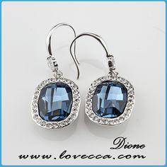 Item No.:AE1(483) #Wholesale, #swarovski, #earrings, #jewelry, #crystal, #love, #wedding, #bridal, #diamond, #fashion, #factory