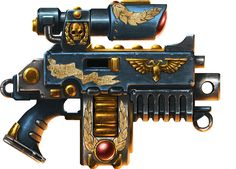 Master Crafted Bolter