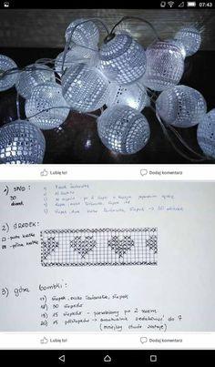 Kätlin v s 945 media content and analytics Crochet Christmas Ornaments, Christmas Crochet Patterns, Crochet Snowflakes, Handmade Ornaments, Christmas Balls, Christmas Crafts, Thread Crochet, Filet Crochet, Crochet Hooks