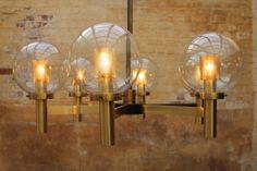 Hans Agne Jacobsen  chandeliers for AB Markaryd.