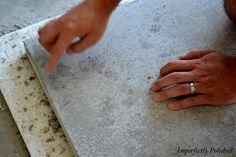 concrete countertop tips