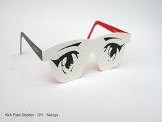 Anime Eyes craft
