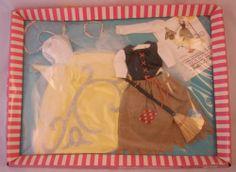 """1964 Barbie """"Cinderella"""" fashion NRFB"""