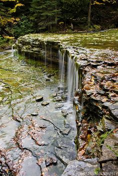 Au Train Falls, Upper Michigan #Yooper #waterfalls