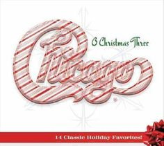 Chicago XXXIII O Christmas Three Cd 2011 Parton Cropper Digipak 14 Classics #Christmas