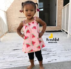 Khlo Taylor - 2 Years • Chinese & African American