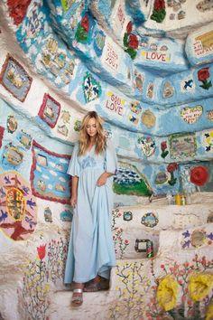 愛であふれた砂の山♡カラフル可愛い『サルベーションマウンテン』に行ってみたい*にて紹介している画像