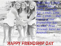 Visit www.friendshipday2016.in for more.