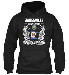 Janesville, Minnesota - My Story Begins
