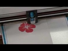 ▶ Brother™ ScanNCut Feature: Direct Cut and Scanning - YouTube