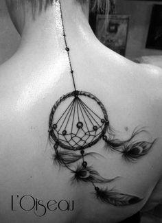 L'Oiseau, tattoo artist Perpignan, France Belly Button Tattoo Shop