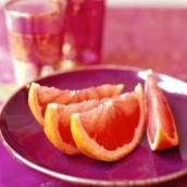 Len Saunders: Author of Keeping Kids Fit - Healthy Breakfast Ideas from Fitness Pros - Shape Magazine  ML: Easy and Healthy breakfast.  Grapefruit w steel cut oatmeal/flax