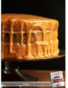 Real Deal Southern Caramel Cake ~ http://www.grandbaby-cakes.com