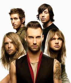 Maroon 5 - because Adam Levine is hot. Just sayin' Maroon 5, Songs About Jane, James Valentine, Christina Perri, Funny Tattoos, Adam Levine, Adam And Eve, New Poster, Sabrina Carpenter