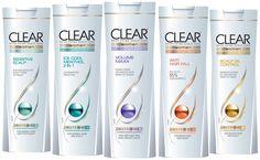 Sfaturi de ingrijire pentru fiecare tip de par, de la CLEAR Hair Fall Control, Ice Cooler, Fall Hair, Shampoo, Bottle, Hair Falling Out, Flask, Fall Hairstyles, Hair Loss