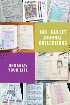 The super fun part of your bujo is the trackers and collections! Choose from our HUGE list of bullet journal ideas 2020. So many things to track in your bullet journal you might not have thought of! Bullet Journal Tracking, Organize Your Life, Cover Pages, Journal Ideas, Bujo, Collections, Thoughts, Projects, Ideas