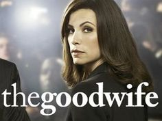 "The Good Wife. One of the best ""legal"" dramas on television. Great writing and fantastic acting makes for a winning combination. Julianna Margulies is stellar in this drama. Workplace and Chi-town politics and intrigues mixed with modern family dynamics thrown in the mix always brings freshness to a genre that sometimes gets tired."