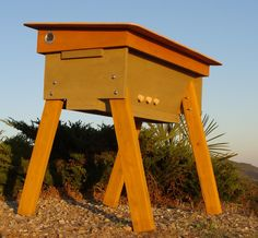 Stylish & Sustainable Bee Hives