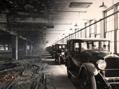 Even in ruin, Detroit's Packard plant inspires artists