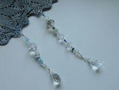 Juttuja Joenpenkalta Tassel Necklace, Crochet Necklace, Tassels, Jewelry, Jewlery, Crochet Collar, Bijoux, Schmuck, Tassel