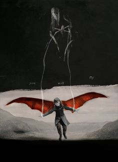 You will fly [Bran Stark]