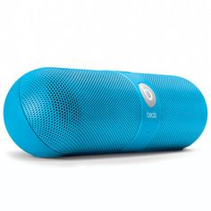 Neon Pill is a portable wireless speaker powerful enough to rock any room in the house.