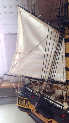 Movie version Surprise by Johncal - HMS Surprise - Build diaries - ModelSpace