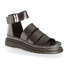 d859bbd7bcf Dr Martens Sandals - Dr Martens Shore Clarissa Chunky Strap Sandals -  Pewter Dr Martens Sandals