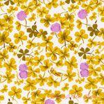 Heather Ross Briar Rose Cricket Clover Lilac [WF-37026-2] - $10.45 : Pink Chalk Fabrics is your online source for modern quilting cottons and sewing patterns., Cloth, Pattern + Tool for Modern Sewists
