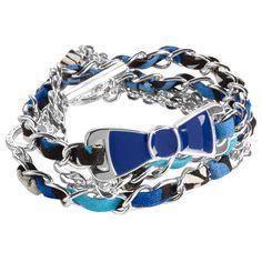 Vera Bradley Wrap Bracelet in Blue Bayou, 13539-159