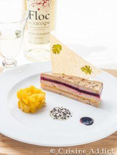 foie gras mangue betterave