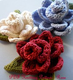 This gorgeous knit flower can be used anywhere you would want a floral decoration. Sew it on to a ribbon and wear it around your neck or tie to your hair as a headband. Add a pin back and make it into a brooch. Decorate your purse or bag for that extra special look. Make multiples for a corsage, bouquet or single as a boutonniere. Great as a corsage for weddings or prom. This listing is for a PDF Pattern and not the flower item. If you wish to purchase the completed item, please go to the…