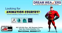 Looking for #Animation_Courses ? Search ends here at Animation Bugs Call: 9855551177
