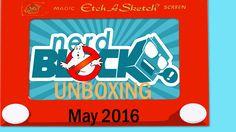 Nerd Block Unboxing May 2016