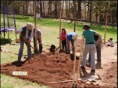 How to Set Up a Vegetable Garden Videos | Home & Garden How to's and ideas | Martha Stewart