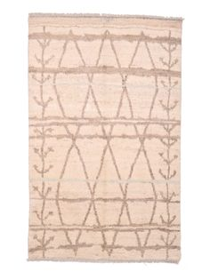 Moroccan Hand Knotted Rug 8 0 Quot X9 10 Quot By Madison Rugs