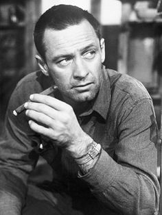 """Awesome movie, amazing actor : William Holden in his Best Actor Oscar winning performance in 1953's """"Stalag 17."""""""