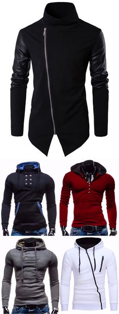 #Mens #Fashion Sweatshirts & Hoodies | Up To 90% OFF | Start From $2.99 | Sammydress.com