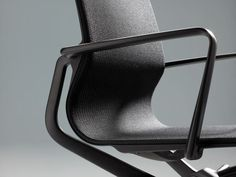 Vitra Bürodrehstuhl Physix im Shop bei prooffice.de #bürostuhl #drehstuhl #officechair #chair #stuhl #design #black #schwarz #designstuhl #designchair