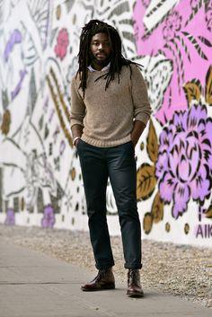 DapperLou.com | Men's Fashion Blog | Street Style