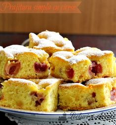 Cake Cookies, French Toast, Muffins, Cooking Recipes, Food And Drink, Breakfast, Sweet, Desserts, Pie