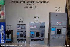 INTERRUPTORES TERMOMAFNETICOS  SIEMENS