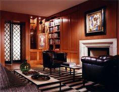 Selldorf Architects :: Central Park West Apartment  walking on sunshine:-)