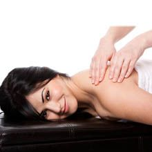 Neck And Back Massage Spa In this wonderful spa ritual a relaxing neck and back massage will take away all your worries and bring calm and relaxing feeling to both the body and soul! #giftsforwife