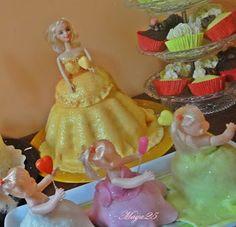 les recettes de maya: Mini -gâteau princesse